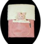 Buggy Blanket with Pig