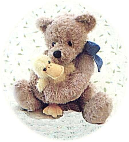 Teddy Bear - Wylie